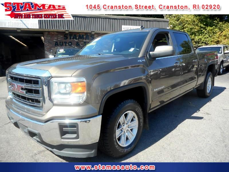 2014 GMC New Sierra 1500 SLE Crew Cab Long Box 4WD
