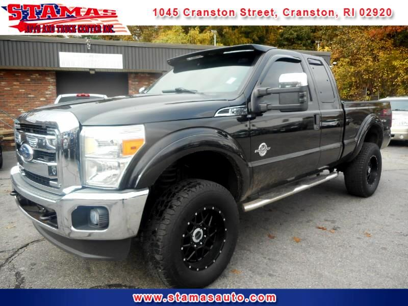 Ford F-350 SD XLT SuperCab Short Bed 4WD 2011