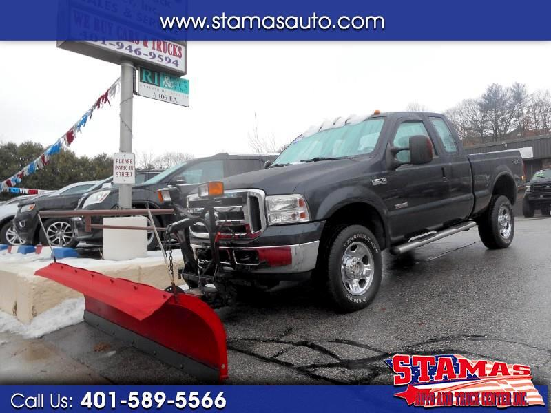 Ford F-350 SD XLT SuperCab Long Bed 4WD 2006