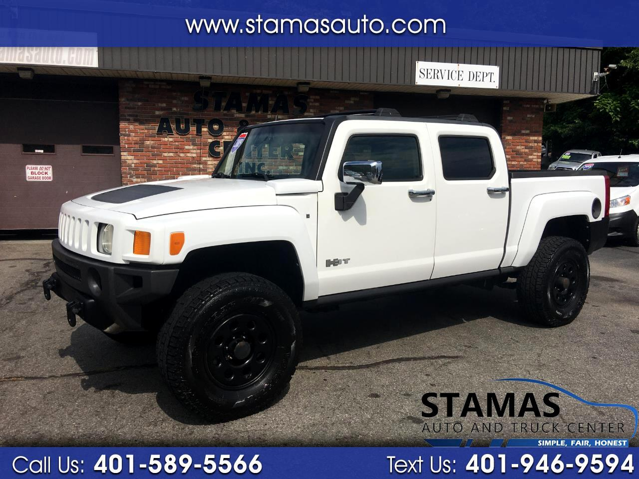 HUMMER H3 4WD 4dr H3T Adventure 2009