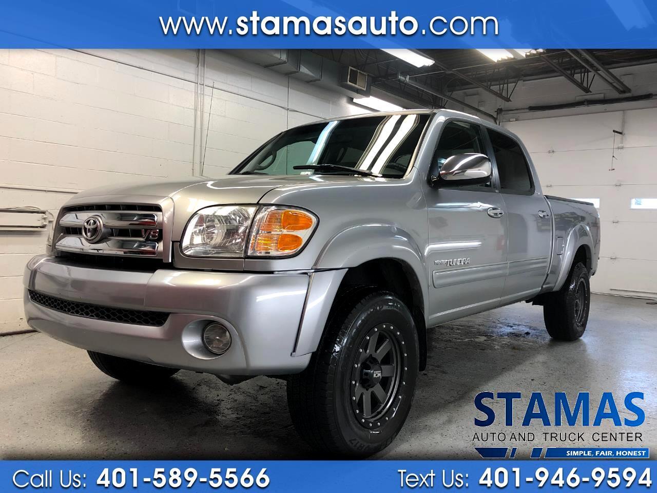 Toyota Tundra DoubleCab V8 SR5 4WD (Natl) 2004
