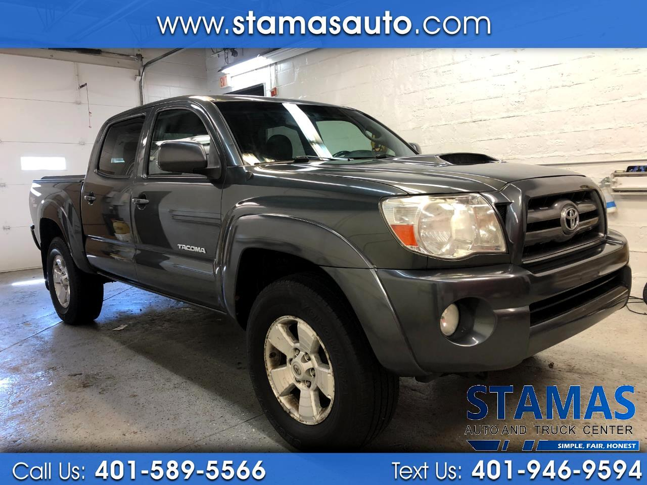 Toyota Tacoma 4WD Double Cab V6 AT TRD Off Road (Natl) 2010