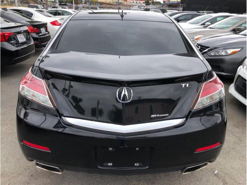 2013 Acura TL 6-Speed AT SH-AWD with Tech Package