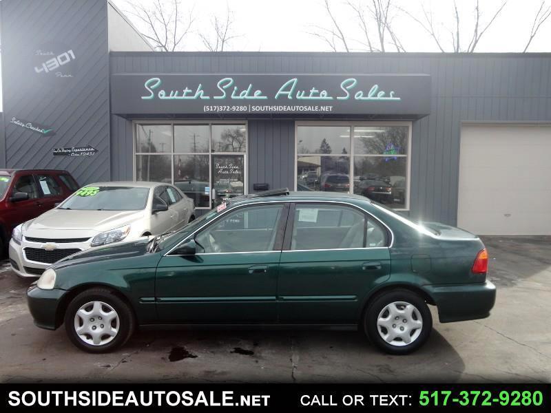 1999 Honda Civic EX sedan