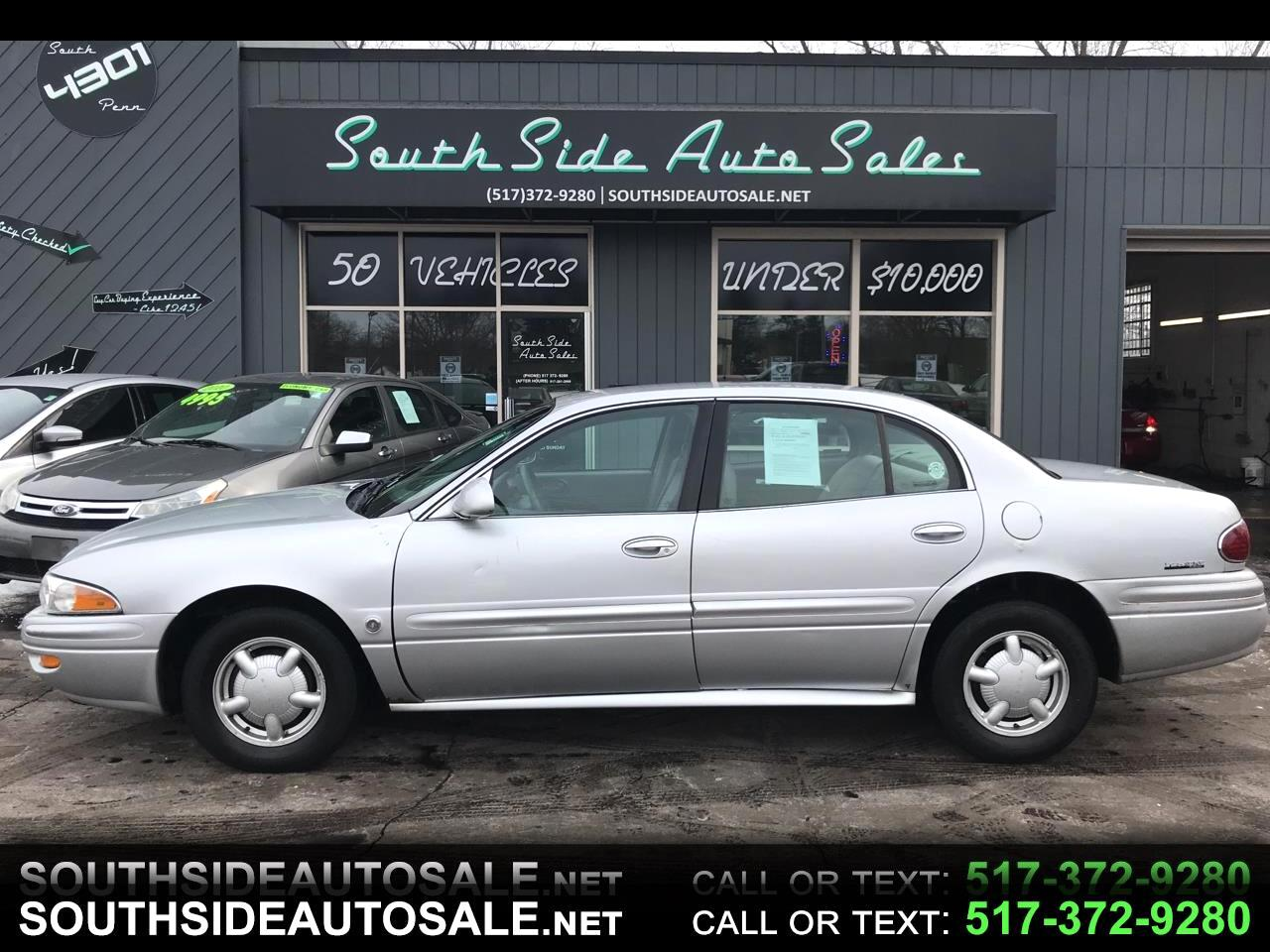 Buick LeSabre 4dr Sdn Custom 2000