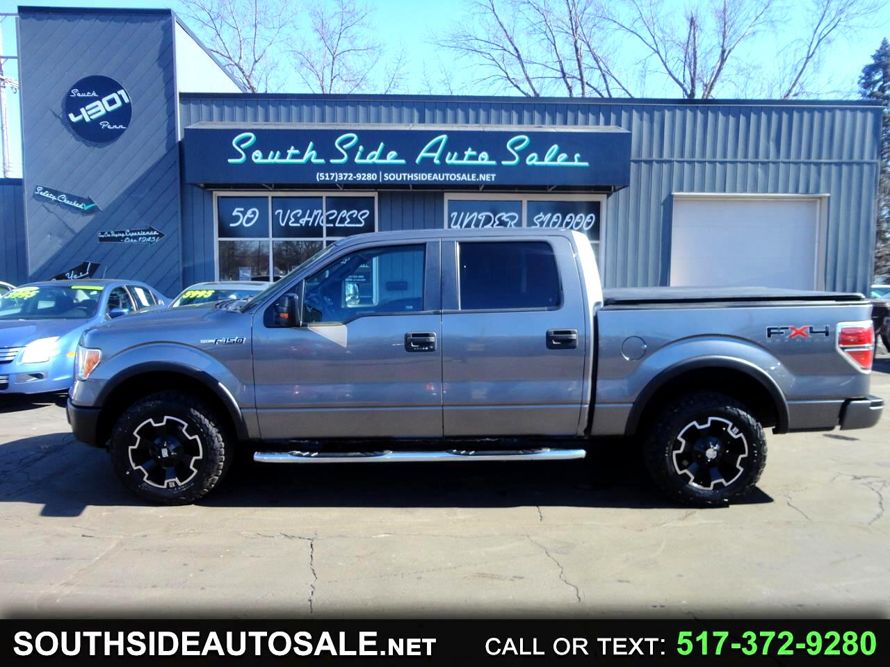 Ford F-150 FX4 SuperCrew 4WD 2009