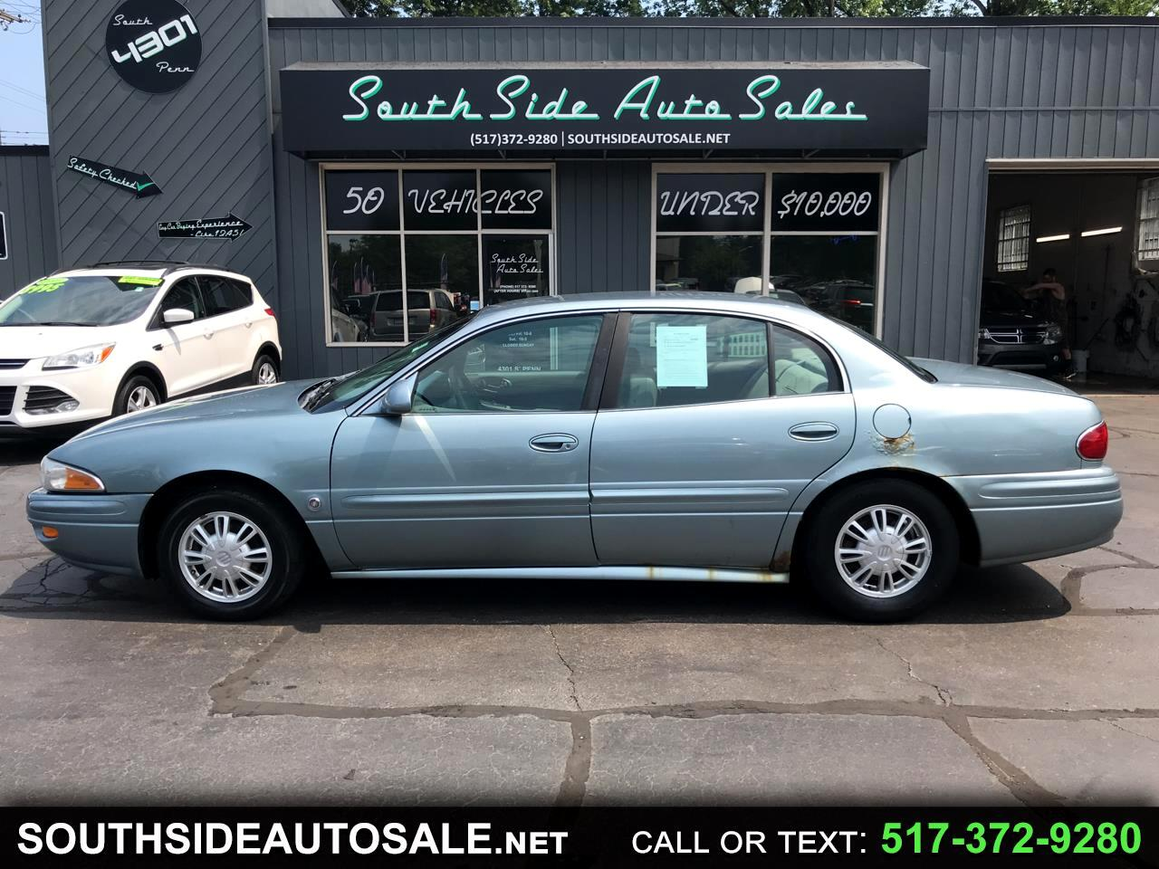 Buick LeSabre 4dr Sdn Custom 2003