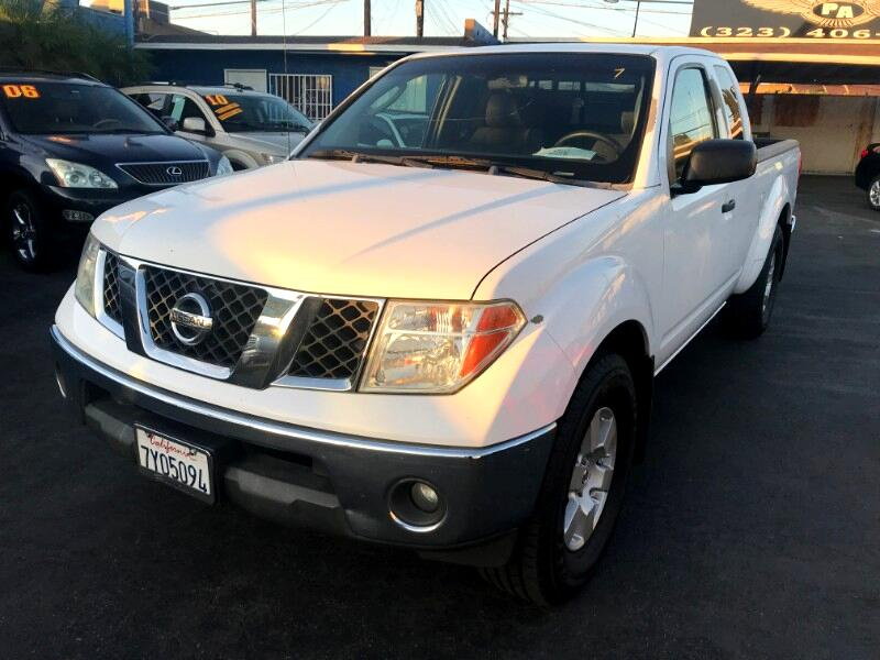Nissan Frontier Nismo King Cab 2WD 2005