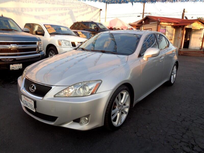 Lexus IS 250 RWD 2007