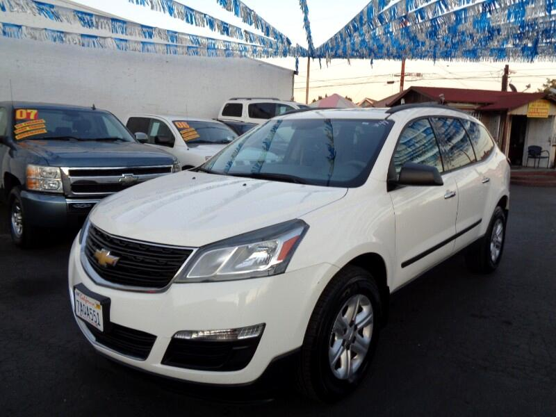 Chevrolet Traverse LS FWD 2013