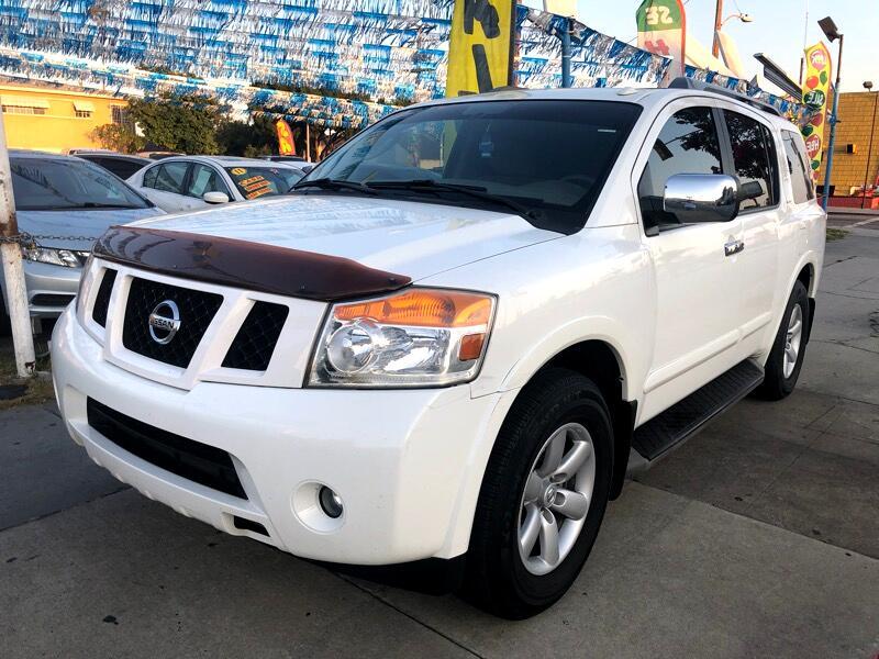 Nissan Armada SV 2WD 2011