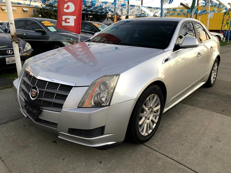 Used Cadillac Cts Sedan East Los Angeles Ca