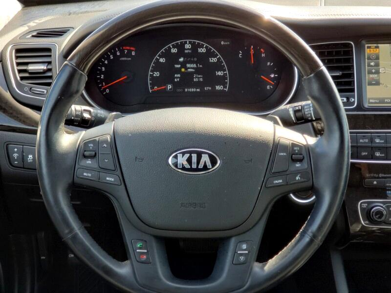 2016 Kia Cadenza LUXURY