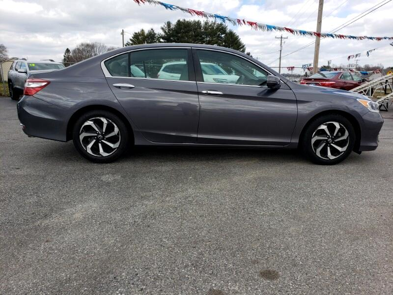 2016 Honda Accord EXL