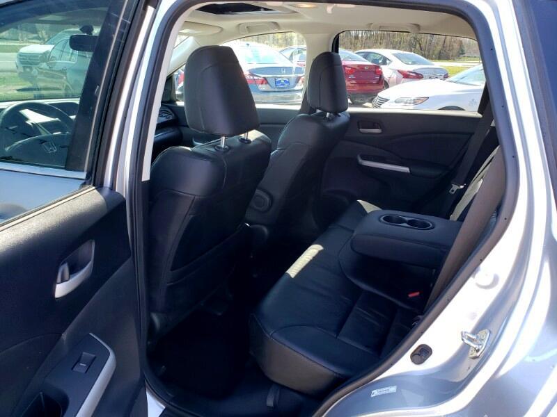 2013 Honda CR-V EXL