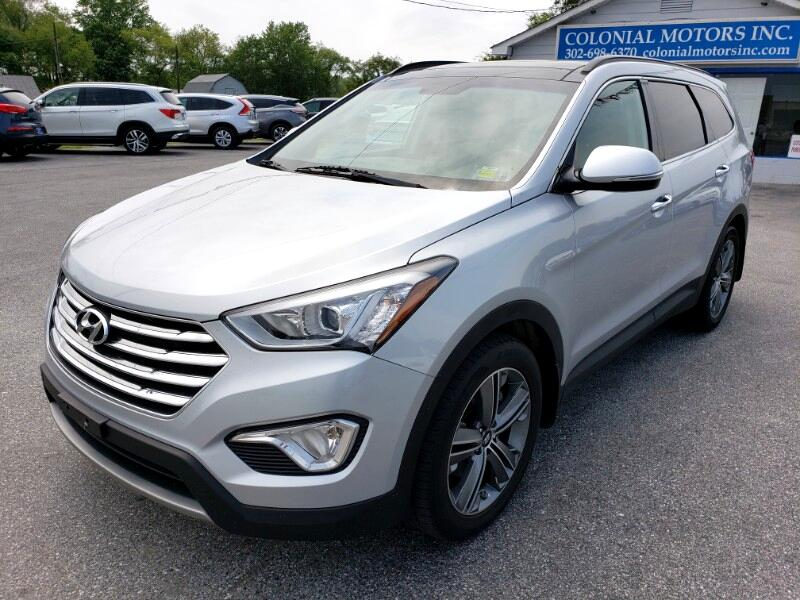 2016 Hyundai Santa Fe Limited w/Ultimate Package AWD