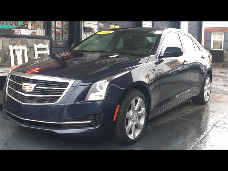 2016 Cadillac ATS Ats4