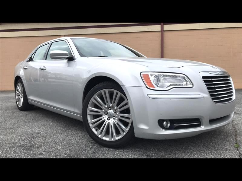 2012 Chrysler 300 LIMITED