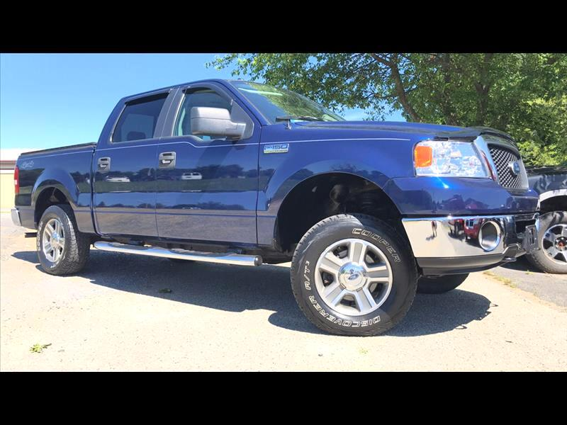 2007 Ford F-150 SUPERCREW