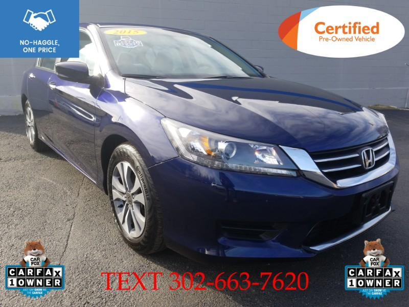 2015 Honda Accord LX CVT