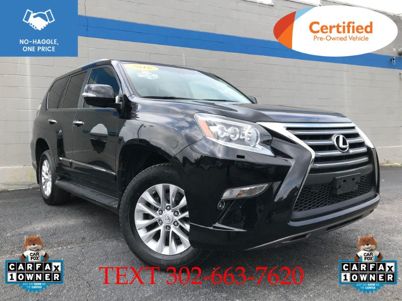 Used 2016 Lexus GX 460 4WD 4dr Premium for Sale in Townsend
