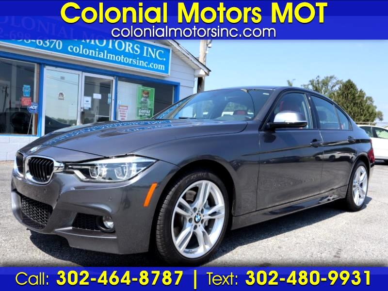 BMW 3-Series 330i xDrive SULEV Sedan 2017