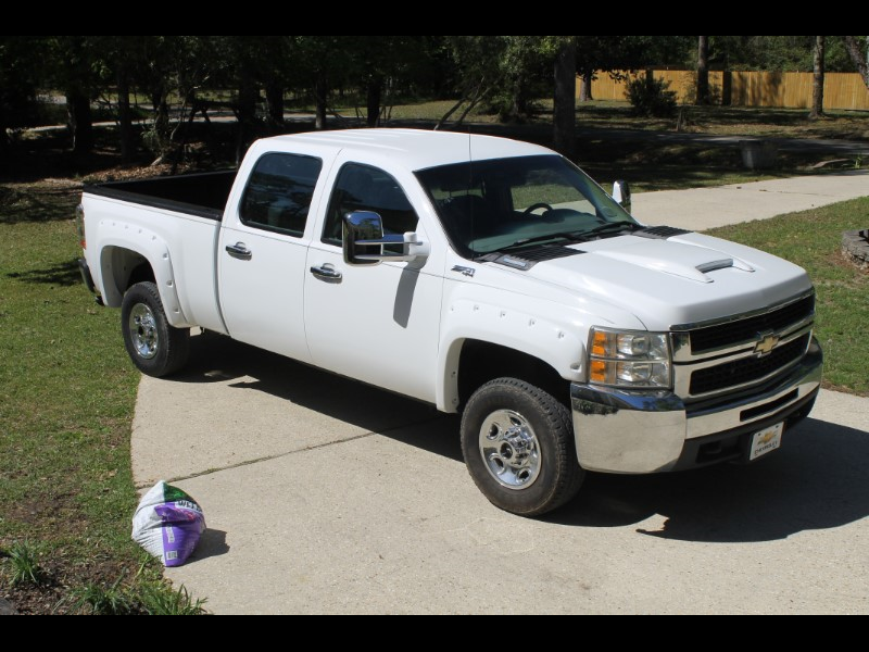 Chevrolet Silverado 2500HD Work Truck Crew Cab Std. Box 4WD 2009
