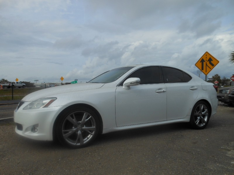 Lexus IS IS 350 6-Speed Sequential 2009