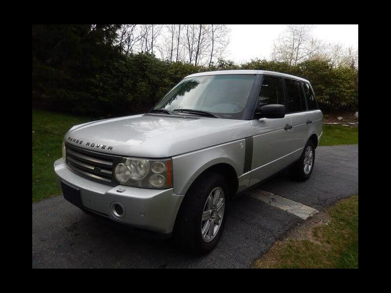 2006 Land Rover Range Rover 4WD 4dr HSE LUX