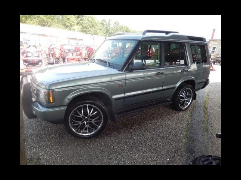 2004 Land Rover Discovery Westminster