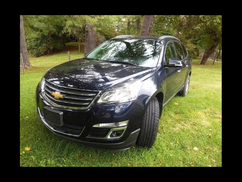 2015 Chevrolet Traverse 2LT FWD