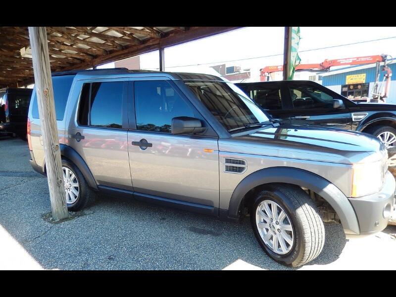 Land Rover LR3 SE V8 2007
