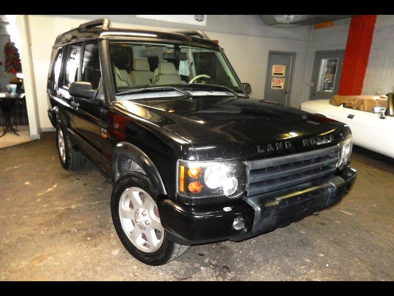 Land Rover Discovery HSE 2004