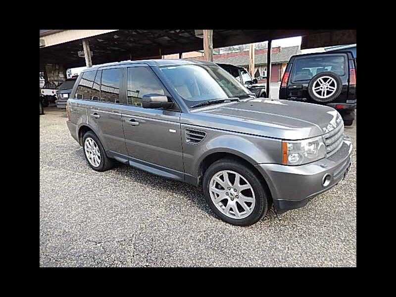 Land Rover Range Rover Sport HSE 2009