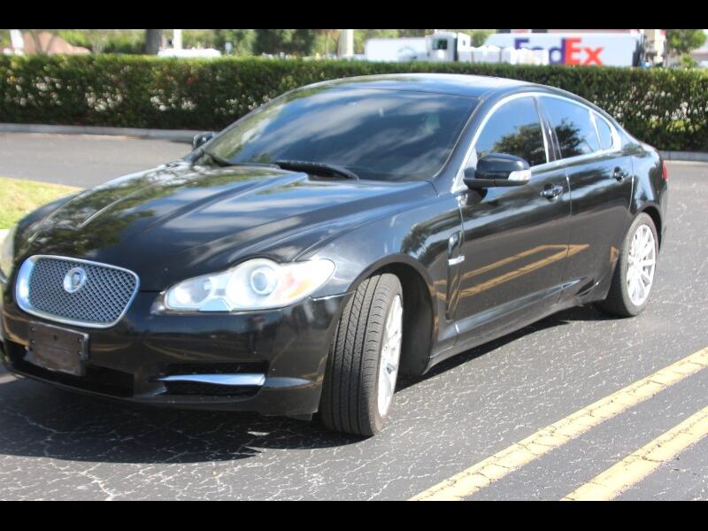 Jaguar XF-Series Supercharged 2009