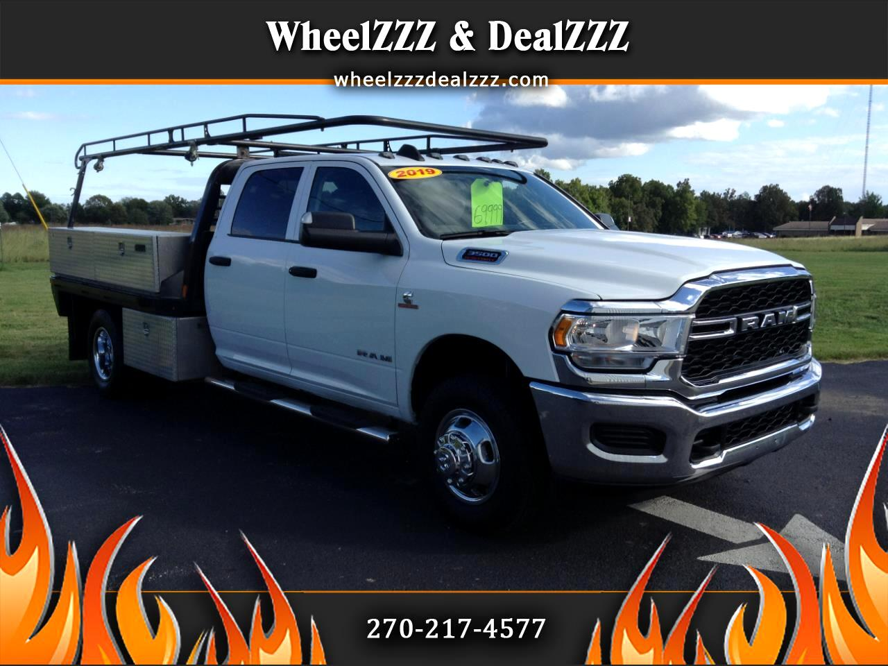 RAM 3500 Chassis Cab  2019
