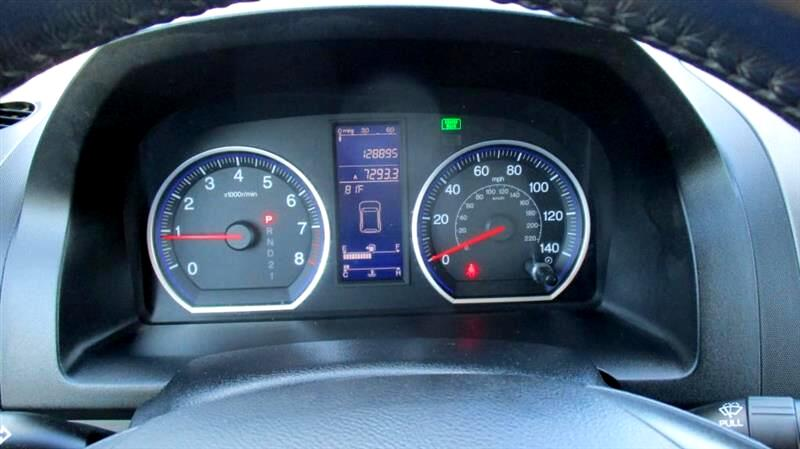 2011 Honda CR-V EX-L 4WD with Navigation