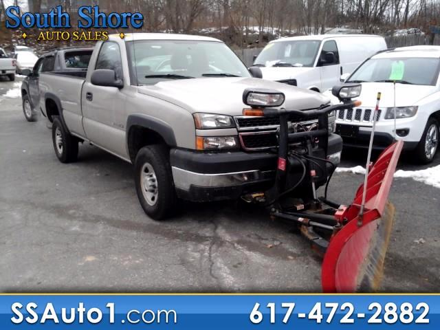 2007 Chevrolet Silverado Classic 2500HD LS Long Box 4WD