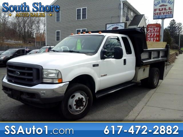 2004 Ford F-550 SuperCab 4WD DRW