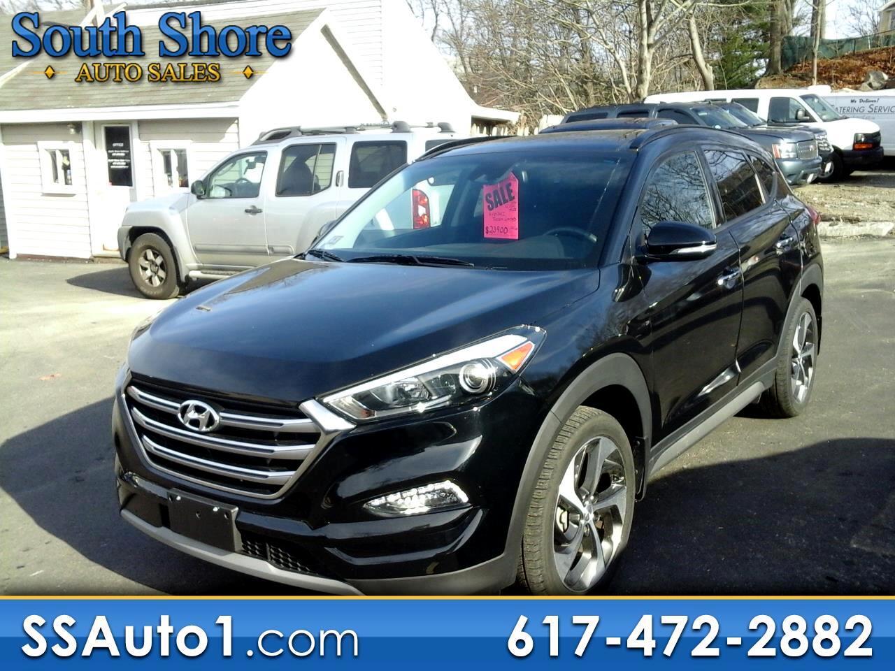 2017 Hyundai Tucson AWD 4dr Limited
