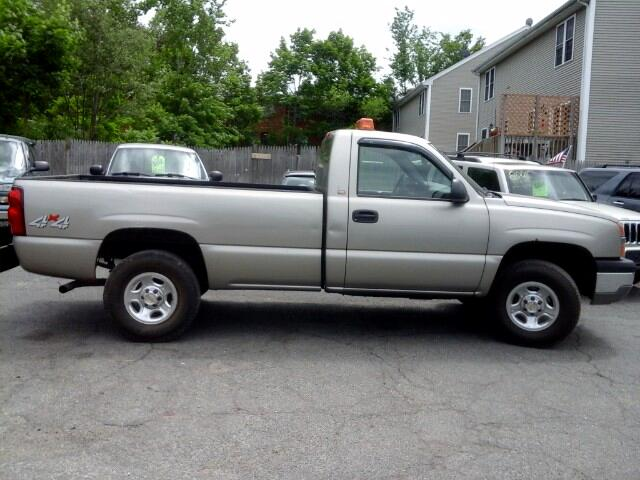 2003 Chevrolet Silverado 1500 LS Long Bed 4WD