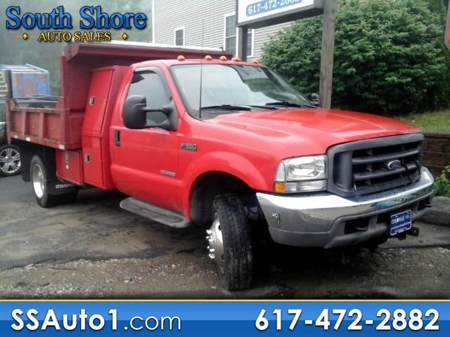 2003 Ford F-550 Regular Cab 4WD DRW