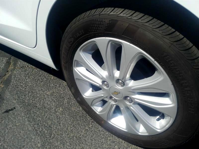 Chevrolet Spark 1LT CVT 2018