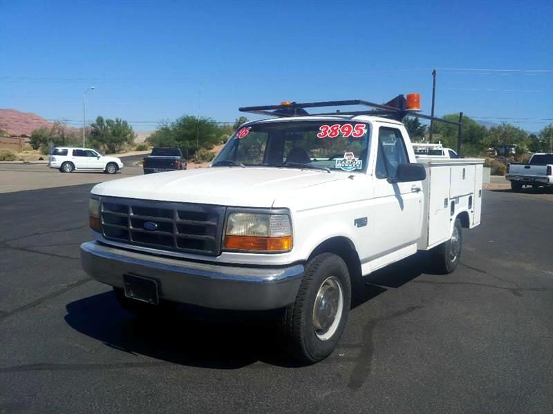 1996 Ford F-250 XL HD Reg. Cab 2WD