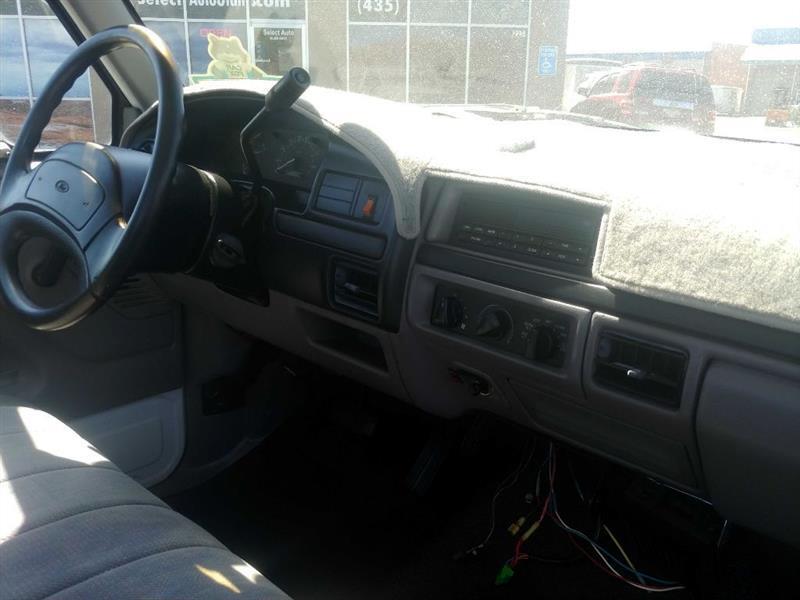 Ford F-250 XL HD Reg. Cab 2WD 1996