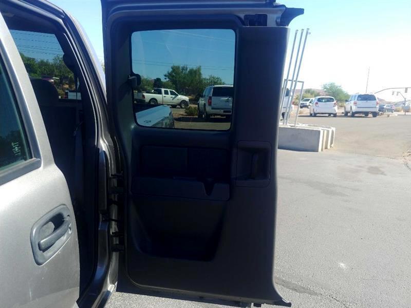 Chevrolet Silverado Classic 1500 SS Ext. Cab 2WD 2007
