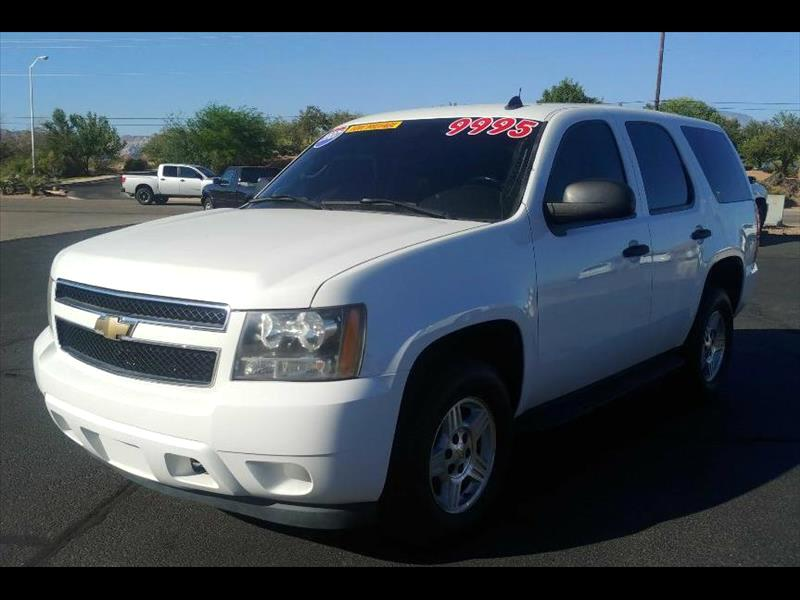 Chevrolet Tahoe 4WD - Police/Special Service 2007