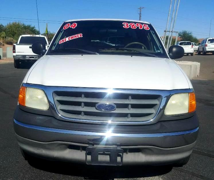 Ford F-150 Heritage XL SuperCab 2WD 2004