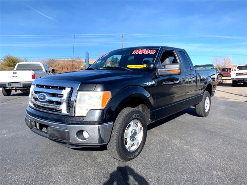 Ford F-150 XLT SuperCab 8-ft. Bed 4WD 2012