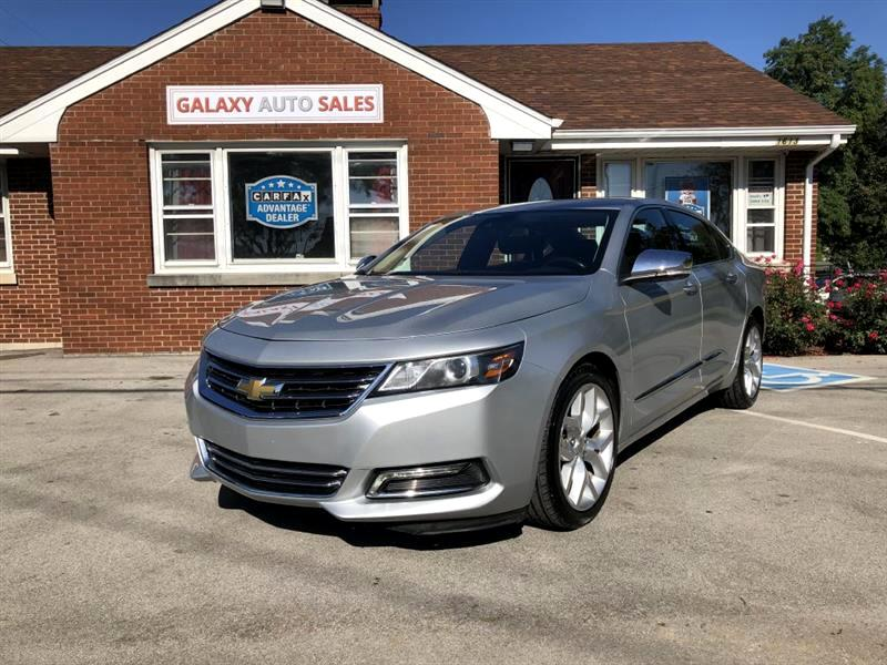2014 Chevrolet Impala 2LZ